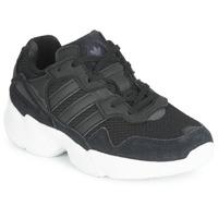 Čevlji  Otroci Nizke superge adidas Originals YUNG-96 C Črna