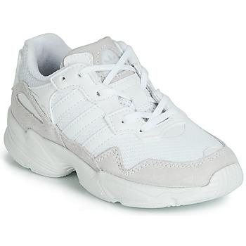 Čevlji  Otroci Nizke superge adidas Originals YUNG-96 C Bela
