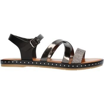 Čevlji  Ženske Sandali & Odprti čevlji Cala Molina M751D Gunmetal