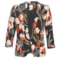 Oblačila Ženske Jakne & Blazerji Betty London IOUPA Črna / Večbarvna