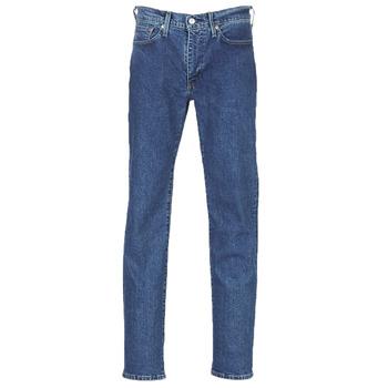 Oblačila Moški Jeans straight Levi's 514 STRAIGHT Modra