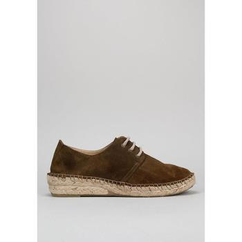 Čevlji  Ženske Espadrile Senses & Shoes  Kaki