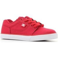 Čevlji  Otroci Nizke superge DC Shoes Tonik TX Rdeča