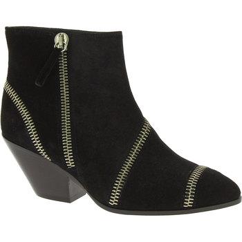 Čevlji  Ženske Gležnjarji Giuseppe Zanotti I47113 nero