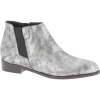 Čevlji  Ženske Gležnjarji Giuseppe Zanotti I47085 argento