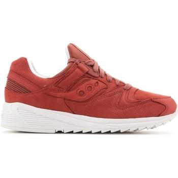 Čevlji  Moški Nizke superge Saucony Grid 8500 HT Rdeča