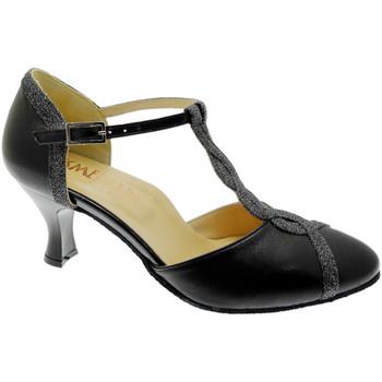 Čevlji  Ženske Salonarji Angela Calzature SOSO236ne nero