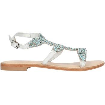 Čevlji  Ženske Sandali & Odprti čevlji Cristin CATRIN9 White and blue
