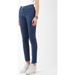 Oblačila Ženske Jeans skinny Wrangler Blue Star W27HKY93C navy