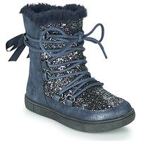 Čevlji  Deklice Škornji za sneg Mod'8 BLABY Modra