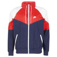 Oblačila Moški Vetrovke Nike M NSW HE WR JKT HD + Večbarvna
