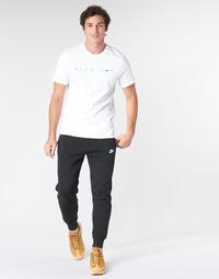 Oblačila Moški Spodnji deli trenirke  Nike M NSW CLUB JGGR BB Črna