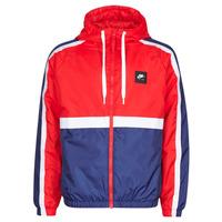 Oblačila Moški Športne jope in jakne Nike M NSW NIKE AIR JKT SSNL WVN Rdeča