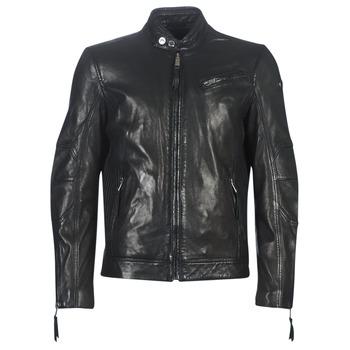 Oblačila Moški Usnjene jakne & Sintetične jakne Redskins TRUST VICTORY Črna