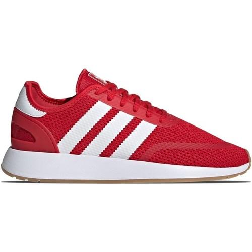 Čevlji  Moški Nizke superge adidas Originals N5923 Rdeča