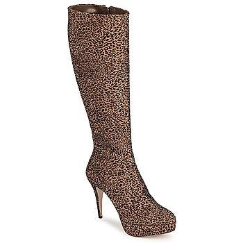 Čevlji  Ženske Mestni škornji    Sebastian FLOC-LEO Kostanjeva