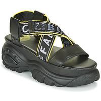 Čevlji  Ženske Sandali & Odprti čevlji Buffalo 1501024 Črna