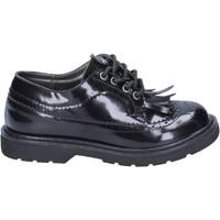 Čevlji  Deklice Čevlji Derby Enrico Coveri Klasična BR252 Črna