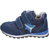 Čevlji  Dečki Nizke superge Enrico Coveri Superge BR254 Modra