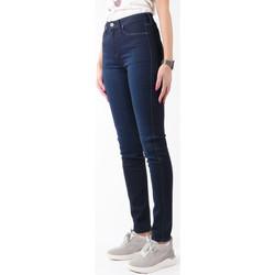 Oblačila Ženske Jeans skinny Lee Scarlett High L626AYNA navy