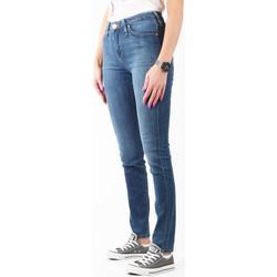 Oblačila Ženske Jeans skinny Lee Scarlett High L626SVMK navy