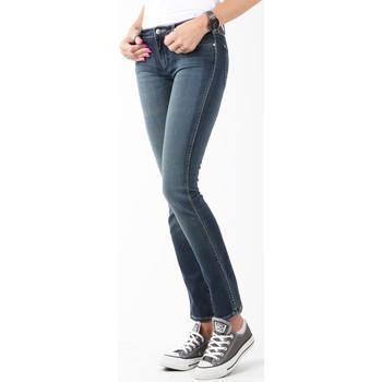 Oblačila Ženske Jeans skinny Wrangler Courtney Storm Break W23SP536V navy