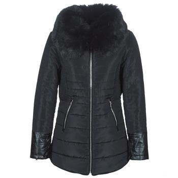 Oblačila Ženske Puhovke Betty London LACAMAS Črna