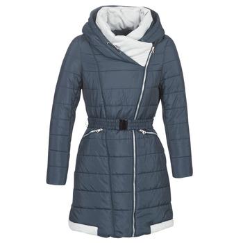 Oblačila Ženske Puhovke Casual Attitude LOLAPO Modra
