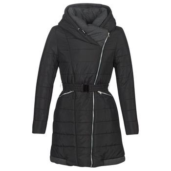 Oblačila Ženske Puhovke Casual Attitude LUCIOLE Črna