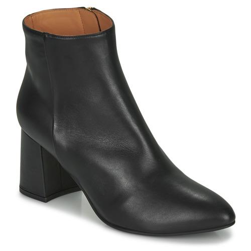 Čevlji  Ženske Gležnjarji Emma Go SHEFFIELD Črna