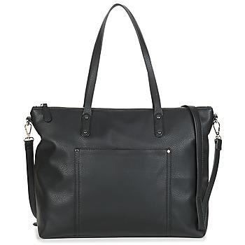 Torbice Ženske Nakupovalne torbe André NELLA Črna