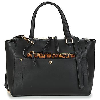 Torbice Ženske Nakupovalne torbe André ALIDA Črna