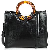 Torbice Ženske Nakupovalne torbe André HAVANA Črna