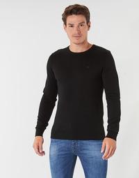 Oblačila Moški Puloverji Tom Tailor FLORET Črna