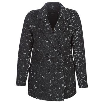 Oblačila Ženske Plašči Vero Moda VMCOCOLEOPARD Siva