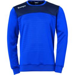 Oblačila Puloverji Kempa Sweatshirt  Emotion 2.0 bleu/jaune