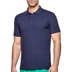 Oblačila Moški Polo majice kratki rokavi Impetus 7305G05 E97 Modra