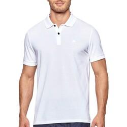 Oblačila Moški Polo majice kratki rokavi Impetus 7305G05 001 Bela