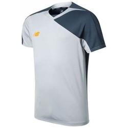 Oblačila Moški Majice & Polo majice New Balance WSTM500SVM grey