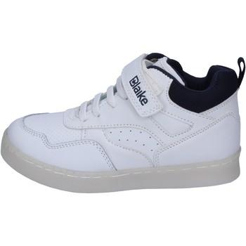 Čevlji  Dečki Visoke superge Blaike sneakers pelle sintetica Bianco