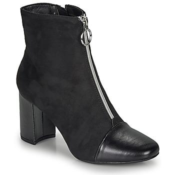 Čevlji  Ženske Gležnjarji André LAOSA Črna