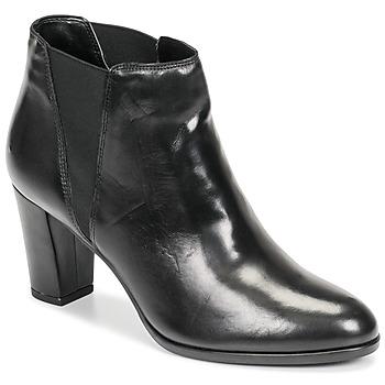 Čevlji  Ženske Gležnjarji André ELONA Črna