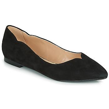 Čevlji  Ženske Balerinke André LIKELY Črna