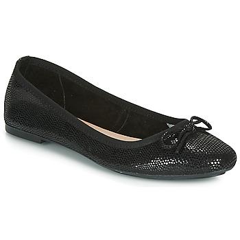 Čevlji  Ženske Balerinke André PIETRA Črna