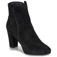 Čevlji  Ženske Mestni škornji    André LEGENDAIRE Črna