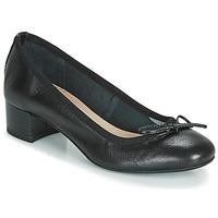 Čevlji  Ženske Balerinke André POEME Črna