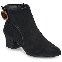 Čevlji  Ženske Gležnjarji André LOUISON Črna