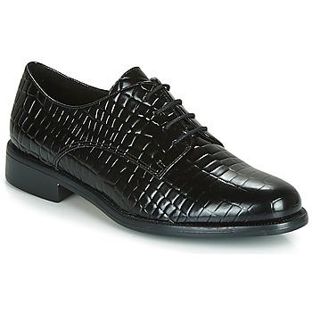 Čevlji  Ženske Čevlji Derby André LOUKOUM Črna