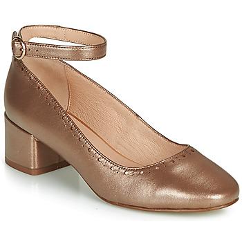 Čevlji  Ženske Balerinke André LAUREATE Zlata