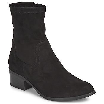 Čevlji  Ženske Gležnjarji André NITOUCHE Črna